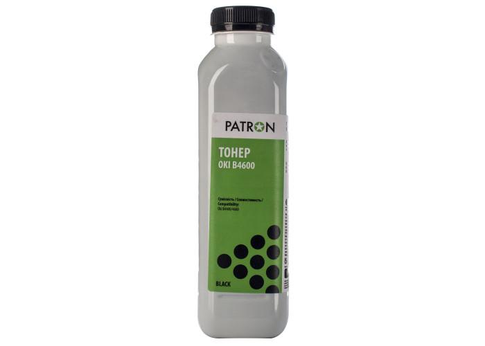 Тонер Patron для OKI B4600 (PN-OB4600-180) 180г