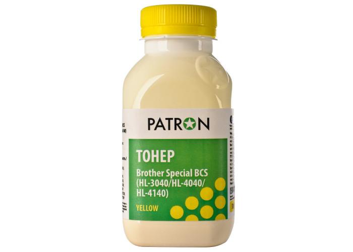 Тонер Patron BCS для Brother HL-3040, HL-4040, HL-4140 Yellow (PN-BCS-Y-050) 50г