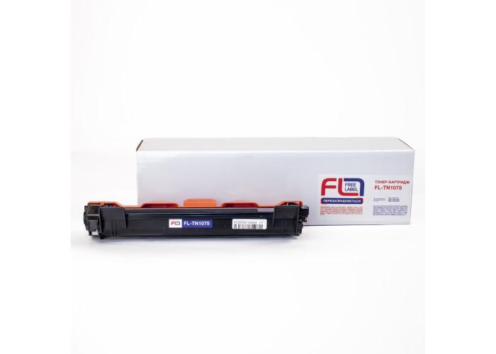 Картридж FREE Label аналог Brother TN-1075 для HL-1112, DCP-1510, MFC-1815, MFC-1910 (FL-TN1075)