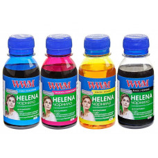 Чорнила WWM HELENA для HP універсальні (HELENA.SET-2) 4x100ml